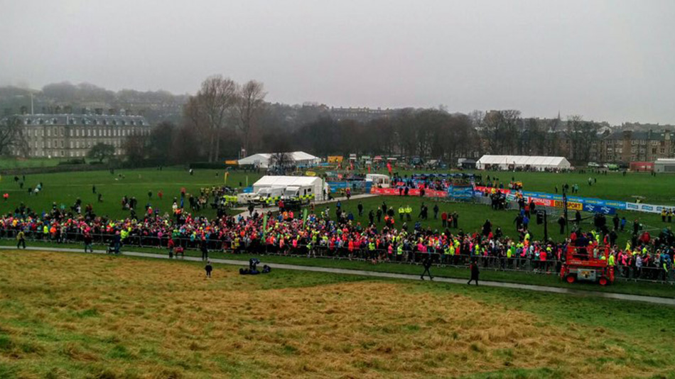 Great Edinburgh Winter Run 2016 Review