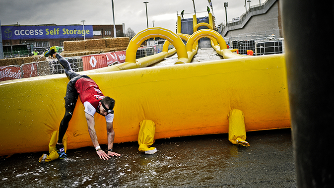 London SOTF Last Obstacle