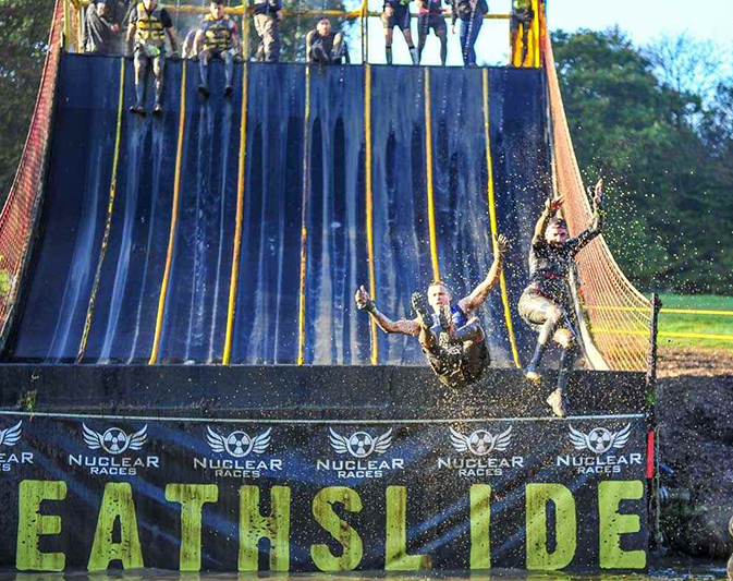 Obstacle - Death Slide