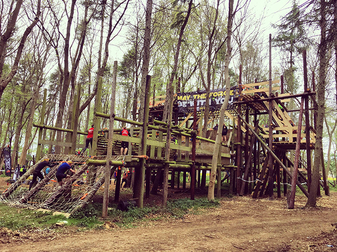 Rat Race Dirty Weekend - Ewok Village